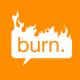 burn private messaging app